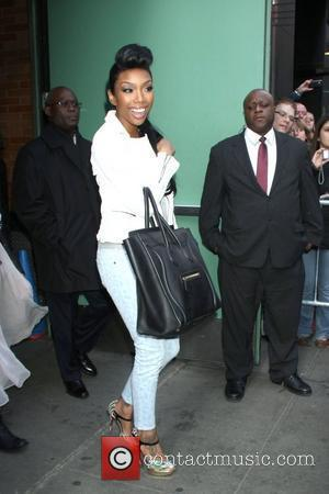 Brandy Takes Her Last Shot At Love With New Man