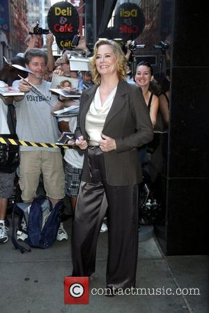 Cybill Shepherd  Celebrities outside ABC studios ahead of their appearances on 'Good Morning America' New York City, USA -...