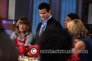 Kris Humphries, Robin Roberts and Good Morning America
