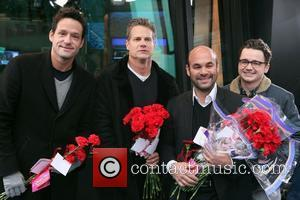 Josh Hopkins, Brian Van Holt, Dan Byrd, Ian Gomez and Abc Studios