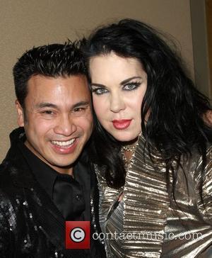 Christian Moralde, Chyna 2012 Black & Gold Gala held at The L.A. Studio Center Los Angeles, California - 28.04.12