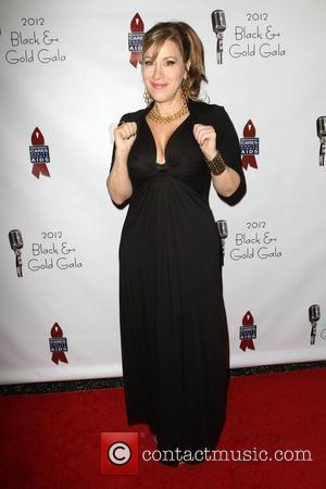 Lisa Ann Walter 2012 Black & Gold Gala held at The L.A. Studio Center Los Angeles, California - 28.04.12