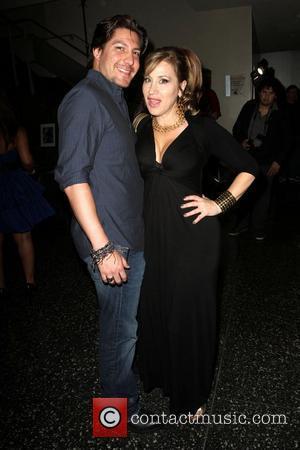 Lisa Ann Walter and Boyfriend 2012 Black & Gold Gala held at The L.A. Studio Center Los Angeles, California -...