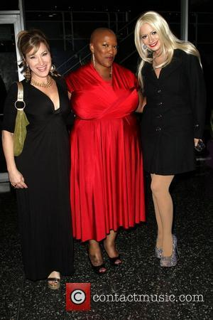 Lisa Ann Walter, Frenchie Davis, Kaya Jones 2012 Black & Gold Gala held at The L.A. Studio Center Los Angeles,...