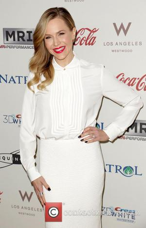 Julie Benz 'Gold Meets Golden' event at The Lounge in Equinox West LA - Arrivals  Featuring: Julie Benz Where:...