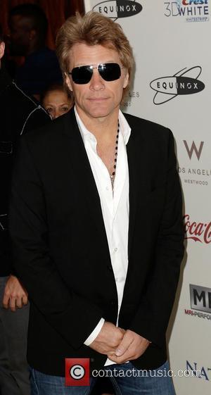 Jon Bon Jovi 'Gold Meets Golden' event at The Lounge in Equinox West LA - Arrivals  Featuring: Jon Bon...