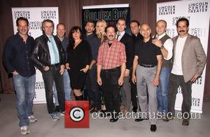 Danny Mastrogiorgio, Bartlett Sher, Daniel Jenkins, Dagmara Dominczyk, Michael Aronov, Yvonne Strahovski, Jonathan Hadary, Seth Numrich, Anthony Crivello, Ned Eisenberg, Danny Burstein and Tony Shahloub