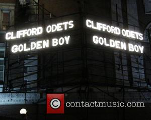 Atmosphere, Belasco Theatre, Broadway, Lincoln Center Theater's and Golden Boy
