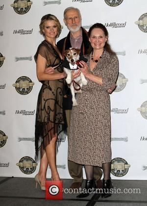 Missi Pyle, Beth Grant and James Cromwell