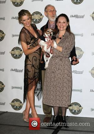 Missi Pyle, James Cromwell, Beth Grant and Uggie 1st Annual Golden Collar Awards celebrates Hollywood's most talented Canine  Held...