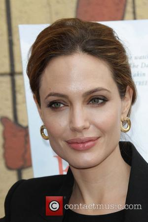 Angelina Jolie and Egyptian Theater