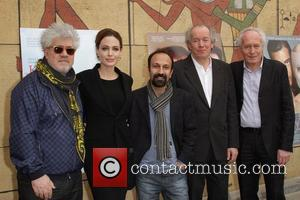 Pedro Almodovar, Angelina Jolie, Jean-pierre Dardenne, Luc Dardenne and Egyptian Theater