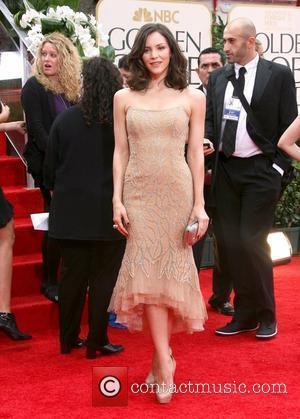 Katharine Mcphee, Golden Globe Awards and Beverly Hilton Hotel