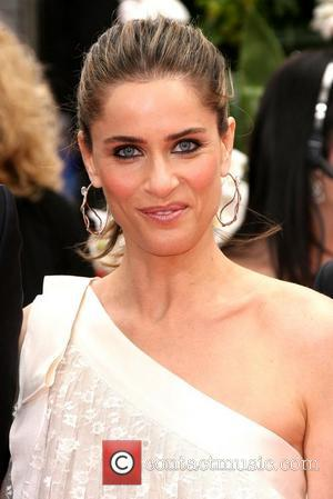 Amanda Peet, Golden Globe Awards and Beverly Hilton Hotel