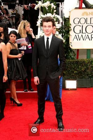 Chris Colfer, Golden Globe Awards and Beverly Hilton Hotel