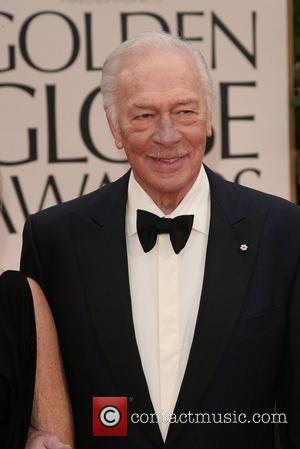 Christopher Plummer, Golden Globe Awards and Beverly Hilton Hotel