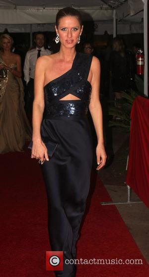Nicky Hilton The 69th Annual Golden Globe Awards (Golden Globes 2012) held at The Beverly Hilton Hotel - Departures Los...