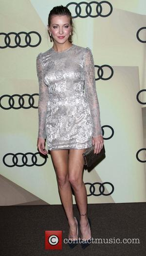 Katie Cassidy Audi Golden Globe 2013 Kick Off Cocktail Party - Arrivals  Featuring: Katie Cassidy Where: Los Angeles, California,...