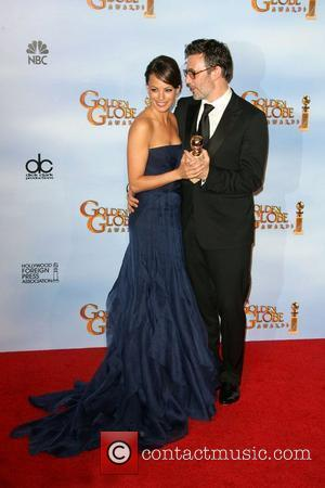 Berenice Bejo and Michel Hazanavicius The 69th Annual Golden Globe Awards (Golden Globes 2012) held at The Beverly Hilton Hotel...