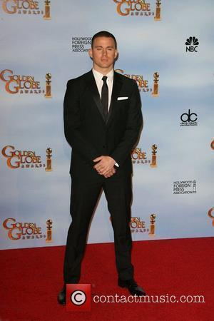 Channing Tatum, Golden Globe Awards and Beverly Hilton Hotel