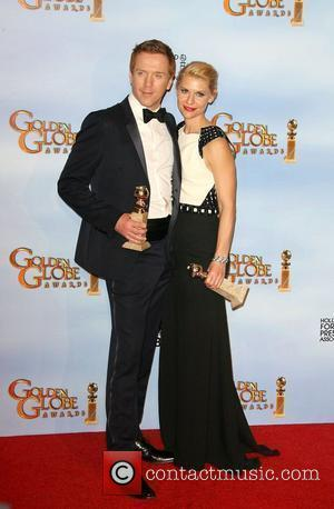 Damian Lewis, Claire Danes, Golden Globe Awards and Beverly Hilton Hotel