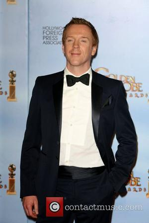 Damian Lewis, Golden Globe Awards and Beverly Hilton Hotel