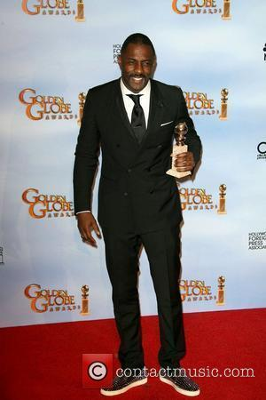 Idris Elba The 69th Annual Golden Globe Awards (Golden Globes 2012) held at The Beverly Hilton Hotel - Press Room...