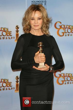 Jessica Lange The 69th Annual Golden Globe Awards (Golden Globes 2012) held at The Beverly Hilton Hotel - Press Room...