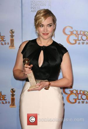 Golden Globe Awards, Kate Winslet, Beverly Hilton Hotel