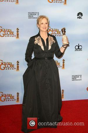 Golden Globe Awards, Meryl Streep, Beverly Hilton Hotel