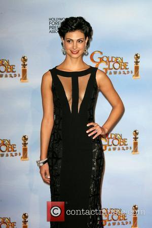 Morena Baccarin The 69th Annual Golden Globe Awards (Golden Globes 2012) held at The Beverly Hilton Hotel - Press Room...