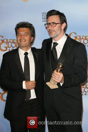Thomas Langmann, Golden Globe Awards and Beverly Hilton Hotel