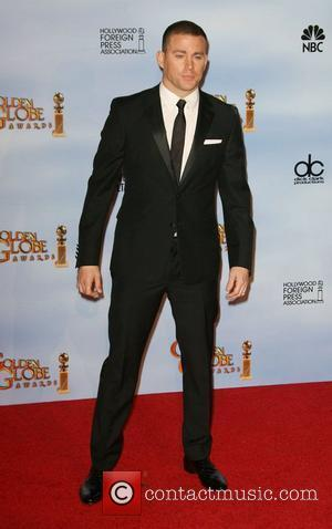 Channing Tatum, Golden Globe Awards and Beverly Hilton Hotel