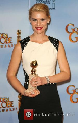 Claire Danes, Golden Globe Awards and Beverly Hilton Hotel