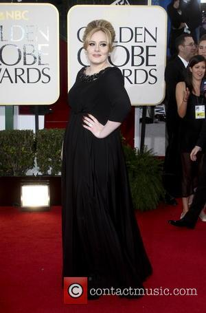 Adele 70th Annual Golden Globe Awards held at the Beverly Hilton Hotel - Red Carpet  Featuring: Adele Where: Los...