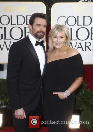 Deborra-lee, Furness, Hugh Jackman and Beverly Hilton Hotel
