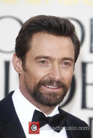 Hugh Jackman and Beverly Hilton Hotel