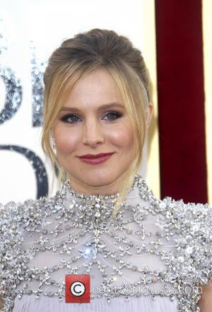 Kristen Bell Hosts Baby Shower