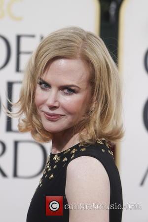 Nicole Kidman and Beverly Hilton Hotel