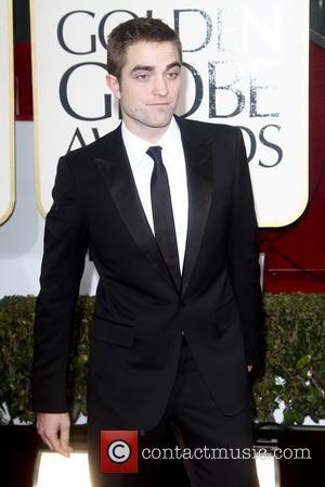 Robert Pattinson and Beverly Hilton Hotel