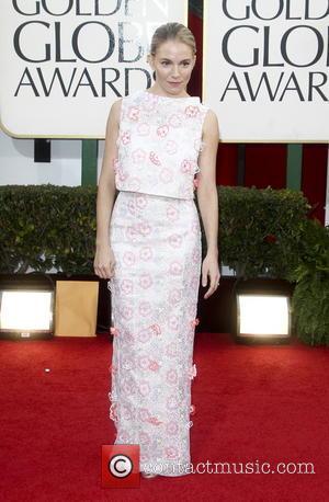 Sienna Miller Missed Her Daughter At Golden Globes