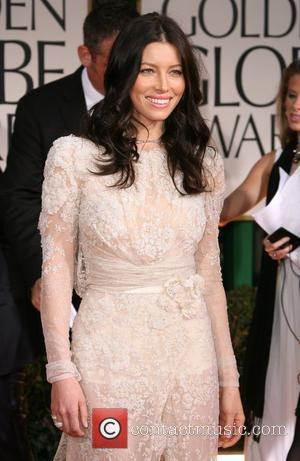 Golden Globe Awards, Beverly Hilton Hotel, Jessica Biel