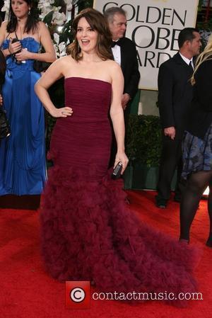 Tina Fey, Golden Globe Awards and Beverly Hilton Hotel