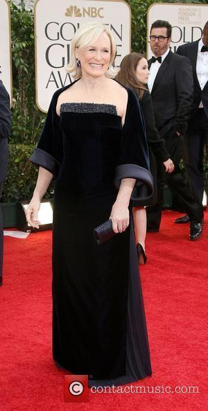 Glenn Close, Golden Globe Awards and Beverly Hilton Hotel
