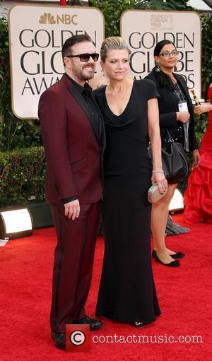 Ricky Gervais, Golden Globe Awards, Beverly Hilton Hotel