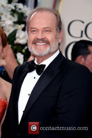 Kelsey Grammer, Zooey Deschanel, Golden Globe Awards and Beverly Hilton Hotel