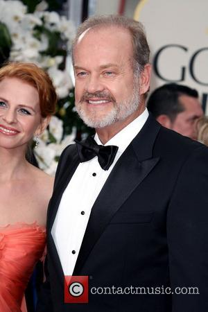 Kelsey Grammer, Golden Globe Awards and Beverly Hilton Hotel