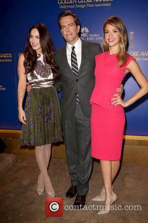 Megan Fox, Ed Helms and Jessica Alba