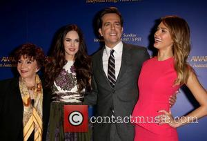 Aida Takla-o'reilly, Megan Fox, Ed Helms and Jessica Alba