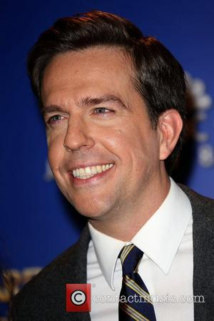 Ed Helms 70th Annual Golden Globe Awards nominations announcement, held at The Beverly Hilton Hotel Los Angeles, California - 13.12.12